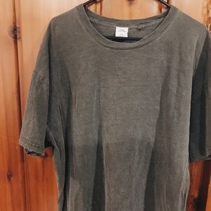 Urban Outfitters Faded Grey Boxy Tee